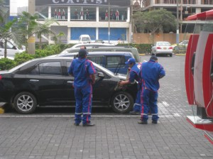 Picture of car washers