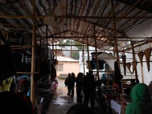 Market in Corao