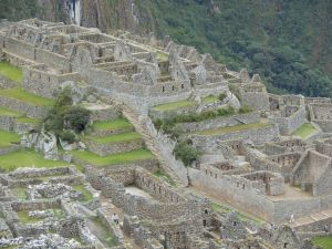 Eastern Urban Sector of Machu Picchu