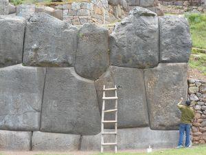 Stones at Suqsaywaman, Peru