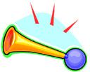 Horn Badge