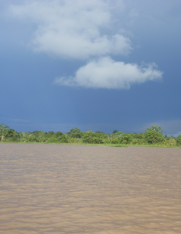 Photo of Amazon River in Peru