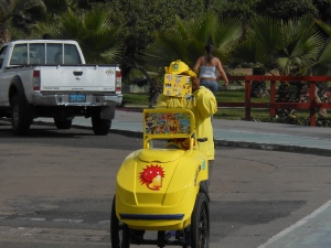Donofrio ice cream vending tricycle