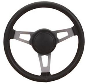 Steering Wheel Badge