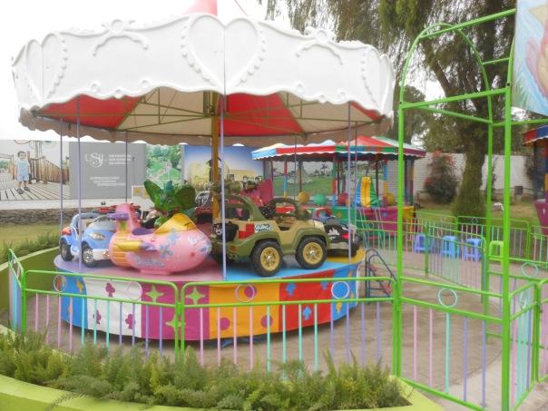 Playground attraction