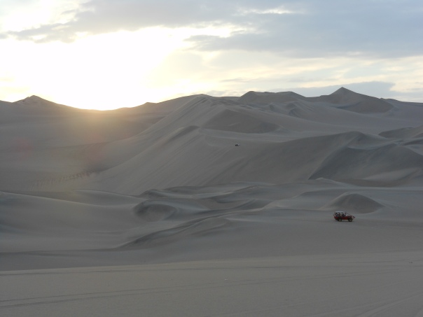Dunes of Huacachina, Peru