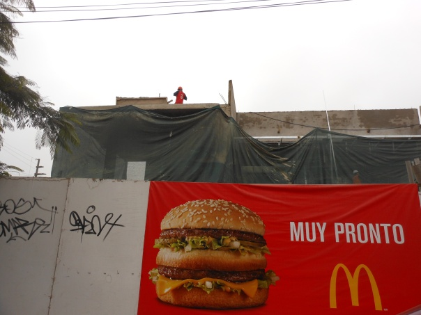 McDonald's coming soon in Lima, Peru