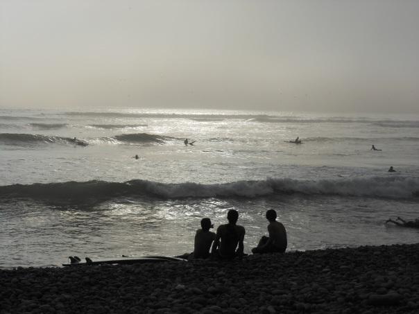 Mahaka Beach, Lima, Peru
