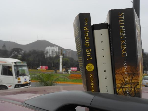 Books at Ovala Monitor