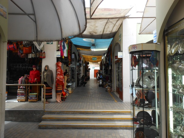 Inka Plaza