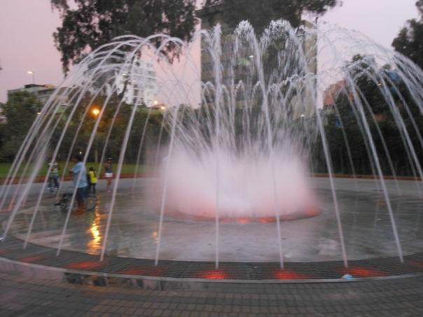 Fuente de la Cupula Visitable